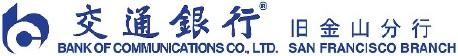 Logo of Bank of Communications