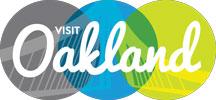 Logo of Visit Oakland